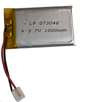 High Power lithium polymer cells Battery Rechargeable with 3.7V 800mAh